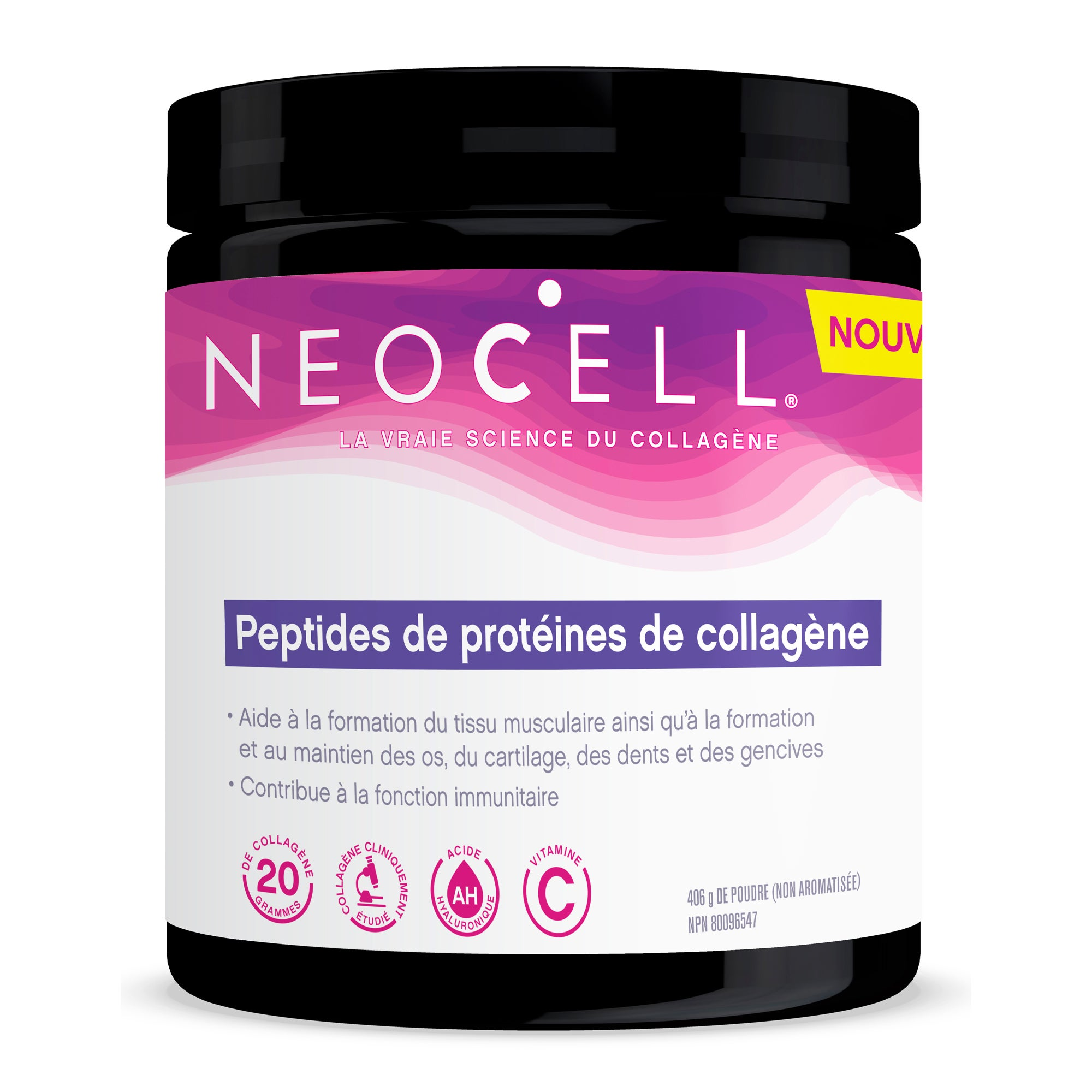 NeoCell Collagen Protein Peptides FRE (3)